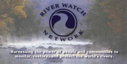Click here to visit the RiverWatchNetwork website
